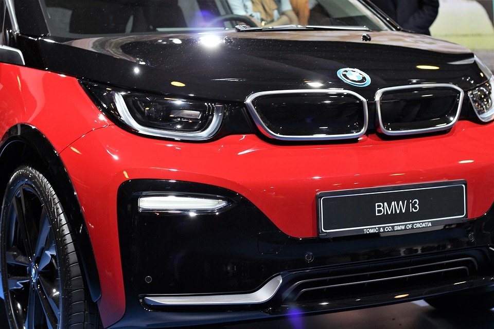 investitii in masini electrice bmw i3